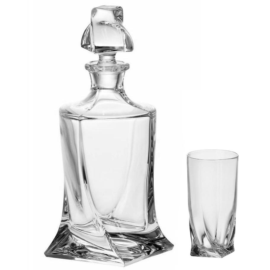 Набор Квадро для водки - арт. 238