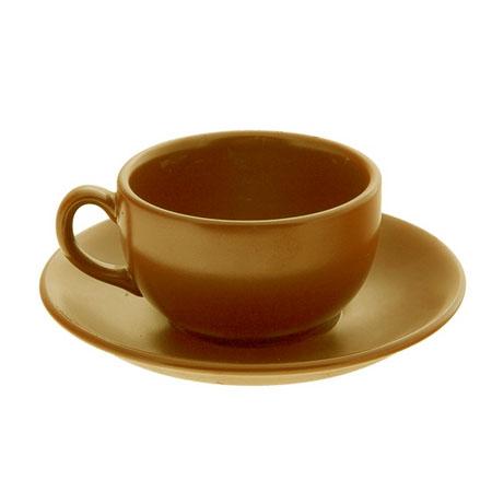 чашка с блюдцем (ceramic) 2022e722-015 - арт. 22e722-015