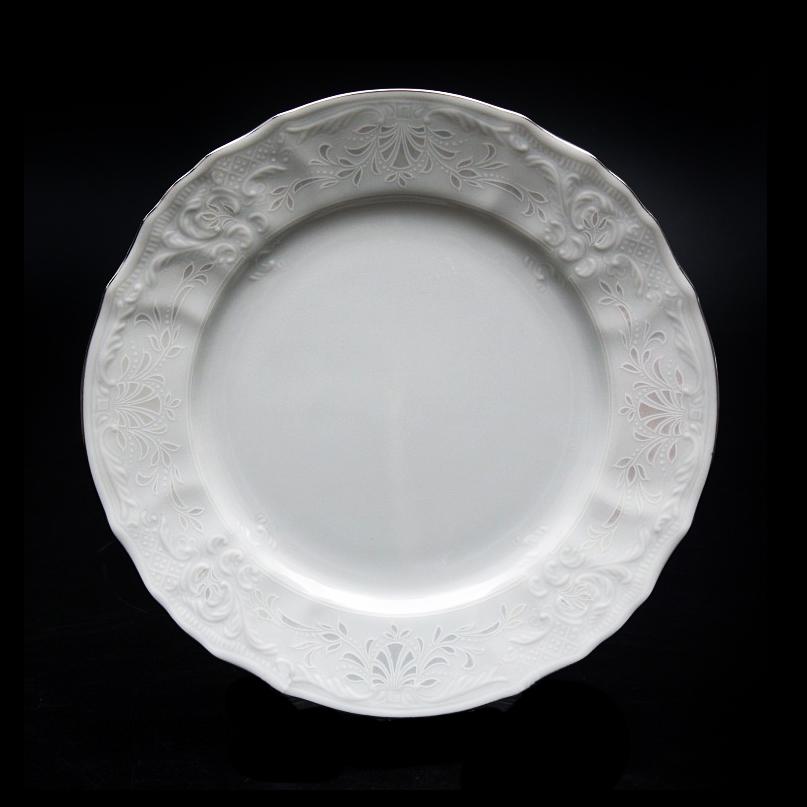 набор тарелок десертных 17см 6шт  berna - 00000000717