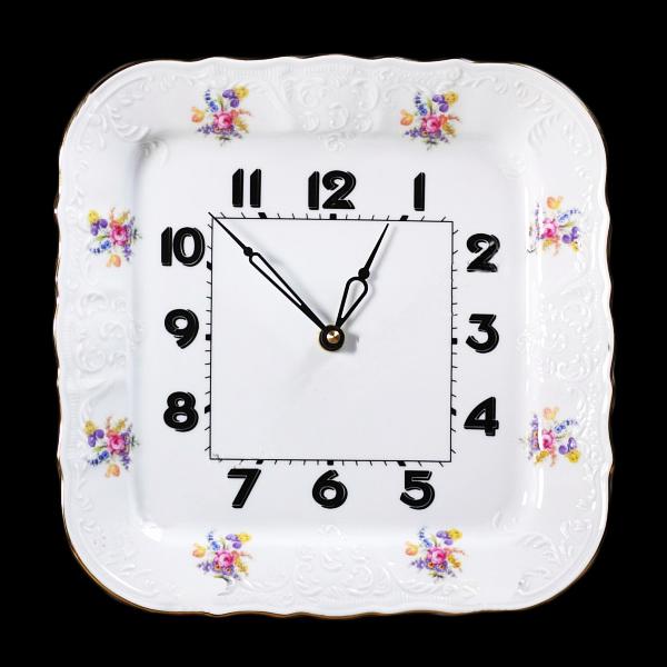 часы квадратный 26см bernadotte - арт. 00000002961